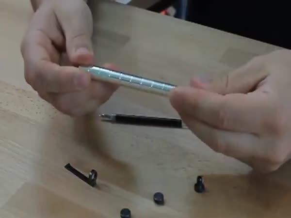 Boží magnetické pero