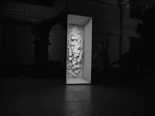 Velmi zdařilá 3D projekce