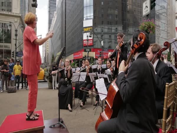 Dirigentem může být každý