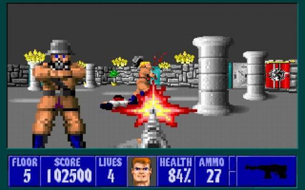 GALERIE - Staré počítačové hry - 90. léta