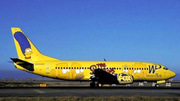 GALERIE - Nejlépe pomalovaná letadla světa