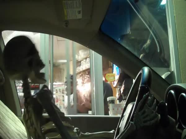 Nachytávka - Kostra a Drive-in