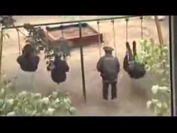 """Rusko - """"Drsný"""" výcvik policistů"""