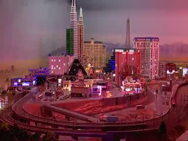 Miniatur Wunderland - největší modelová železnice na světě