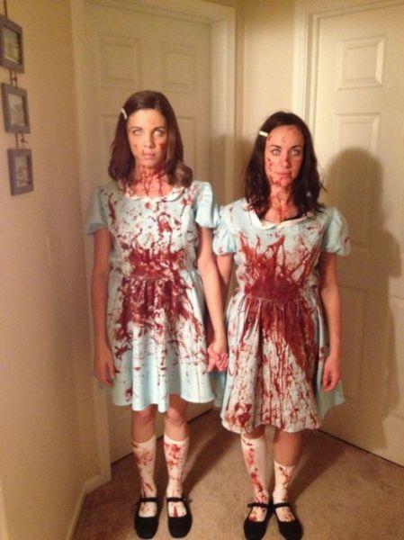 GALERIE - Halloweenské kostýmy