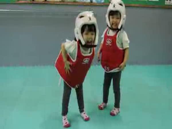 Dětský zápas