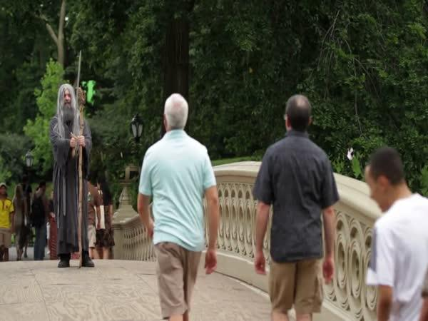 Gandalf v reálném světě