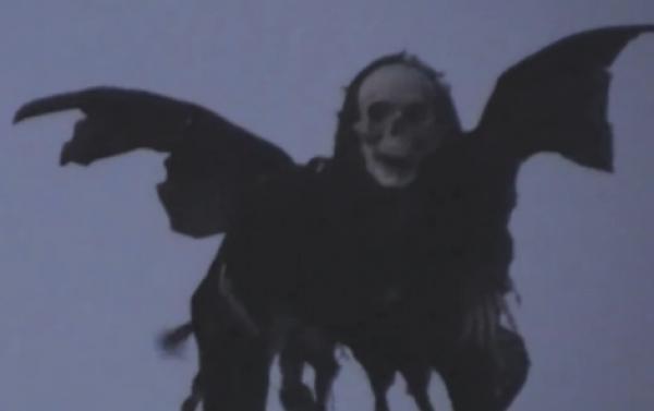 Drsná nachytávka - Létající smrtka