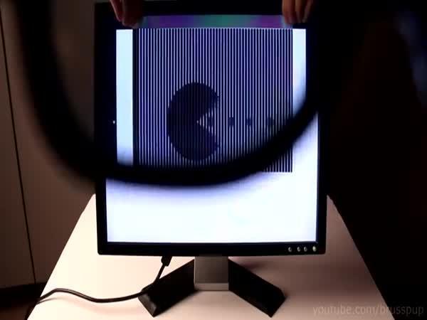 Návod - Utajený monitor