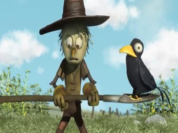 Animace - Strašákův težký život