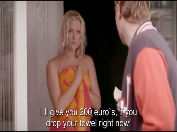 Dám ti 200 euro když