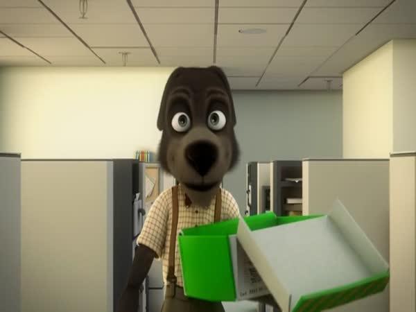 Vlk a ovečka [animace]