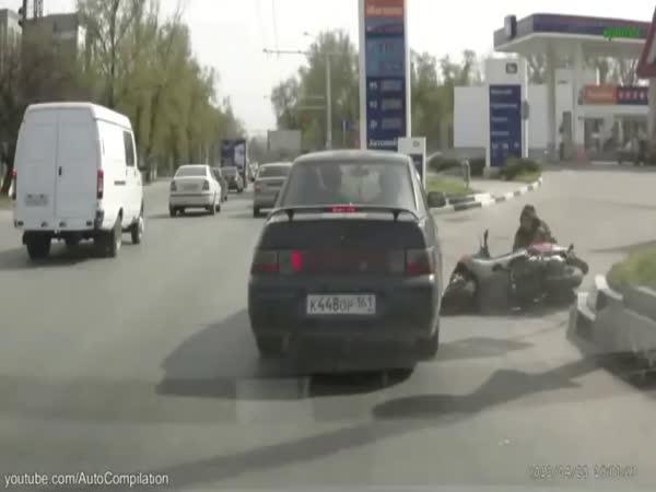 Největší blbci - motorkáři 6