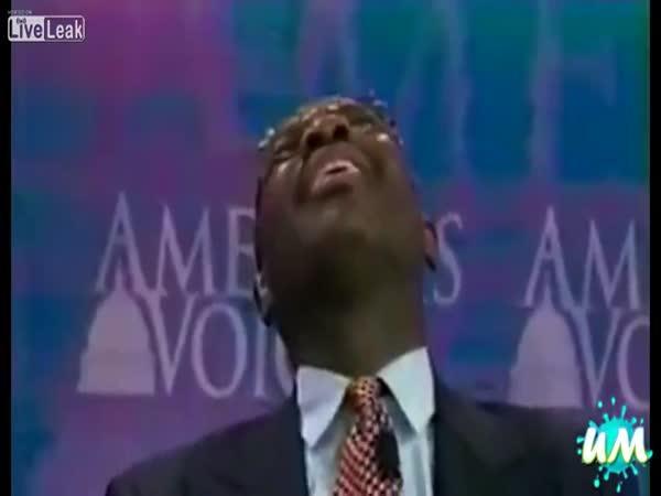 Záchvaty smíchu v TV