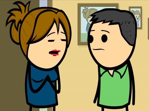 Kyanid & Štěstí - Rozvod