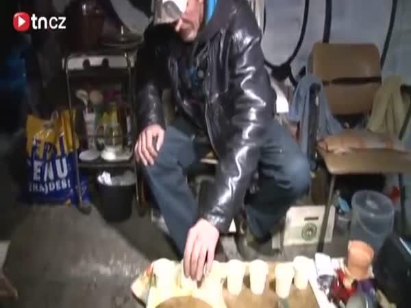 Reportáž TV Nova - Testování vína
