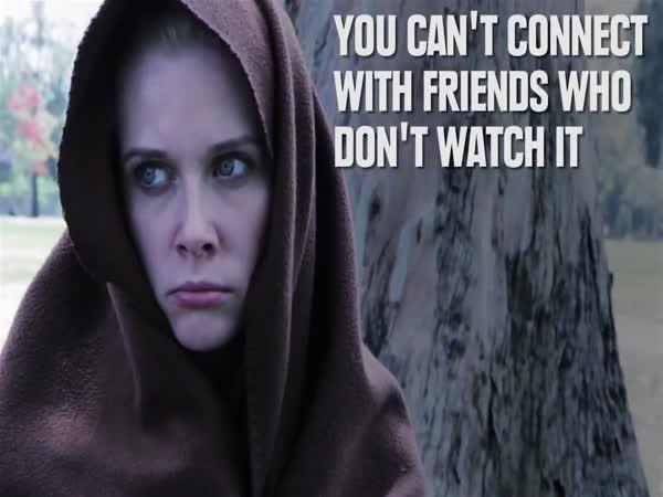 Jak poznáte závislost na seriálu