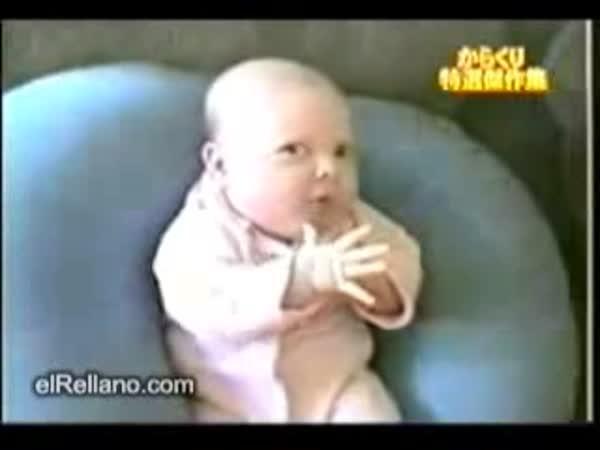 Ninja dítě