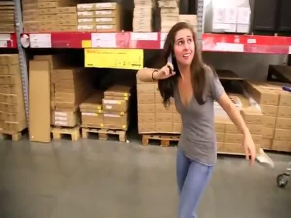 IKEA - Filmový trailer Gravity