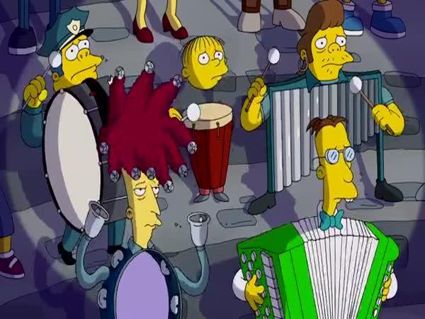 Simpsonovi - Nástrojoměsto