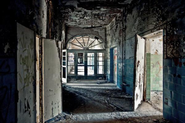 GALERIE - Opuštěná místa #4