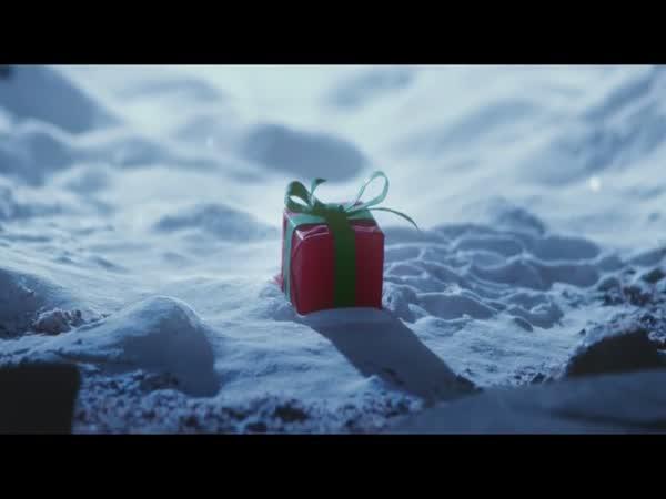 Nejroztomilejší vánoční reklama 2013