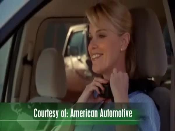 Nová koncepce bezpěčnostních pásů