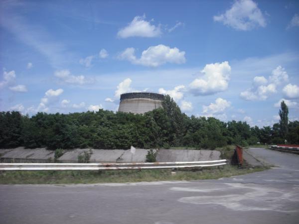 GALERIE - Černobyl, Pripjať #1