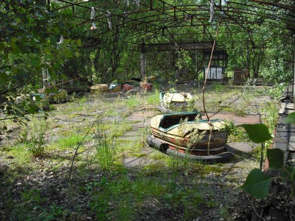 GALERIE - Černobyl, Pripjať #2