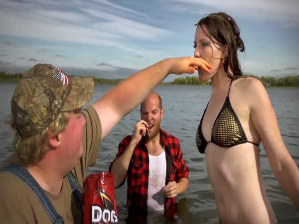 Rybaření s Doritos