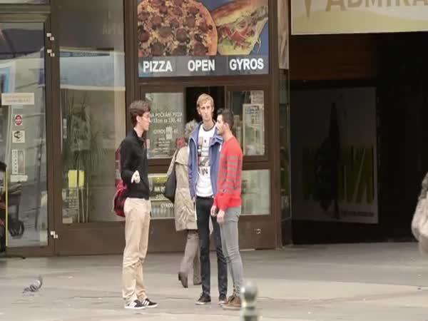Česká republika - Paranoia v ulicích