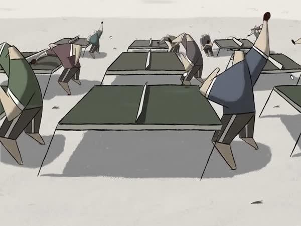 Animace - Vítr
