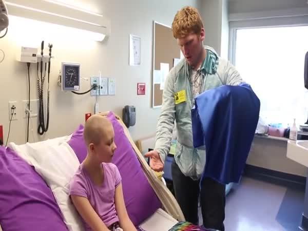 Kouzelník na dětské onkologii
