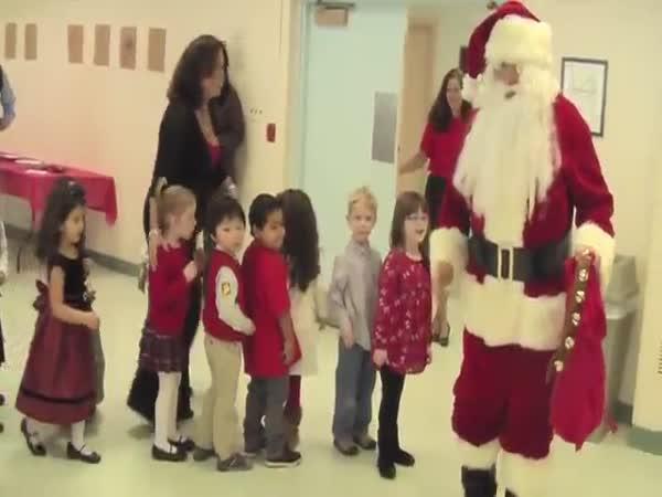 Santa Clausové a jejich faily