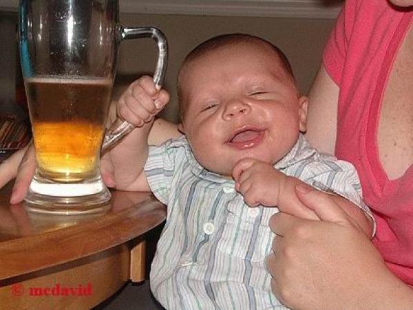 OBRÁZKY - Za vším hledej alkohol #10