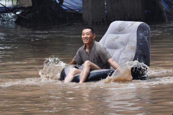 GALERIE - zábava i přes povodně
