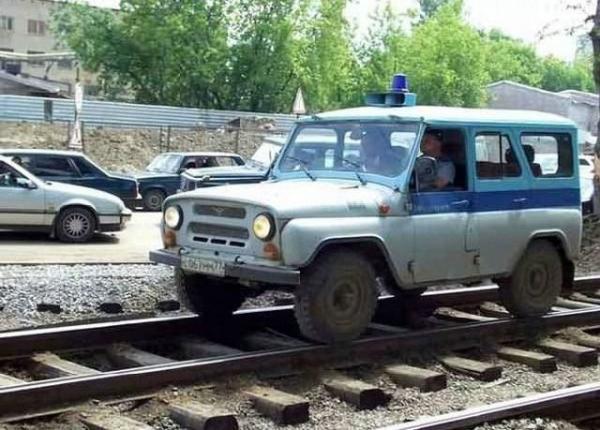 OBRÁZKY - Jak se žije v Rusku #8