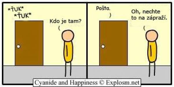 OBRÁZKY - Cyanide & Happiness CZ 1.díl