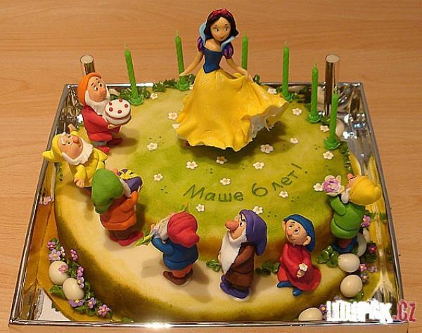 OBRÁZKY - Originální dorty XIX.
