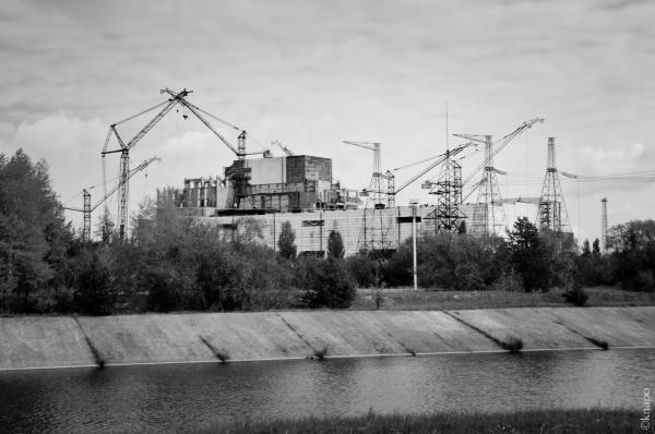 GALERIE - Černobyl, Pripjať #3