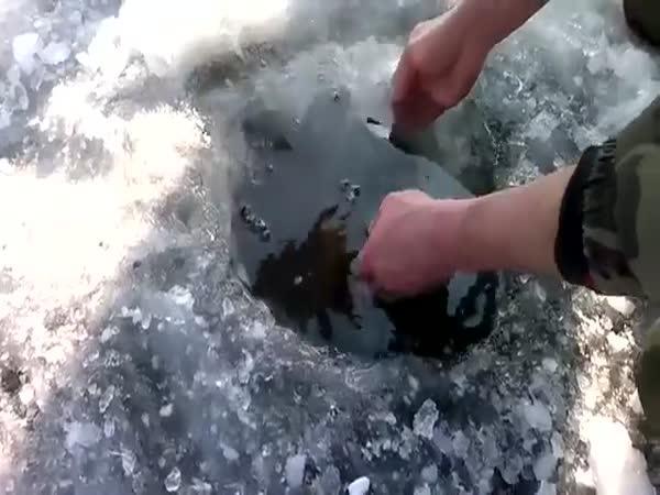 Ruské rybaření #2