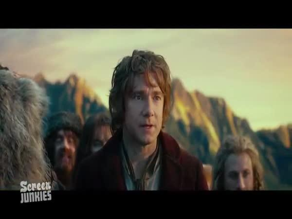 Hobit - upřímný trailer