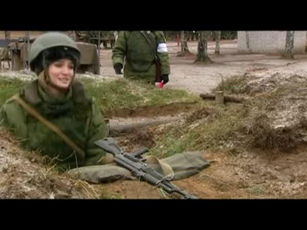 Proč nemohou být ženy v ruské armádě