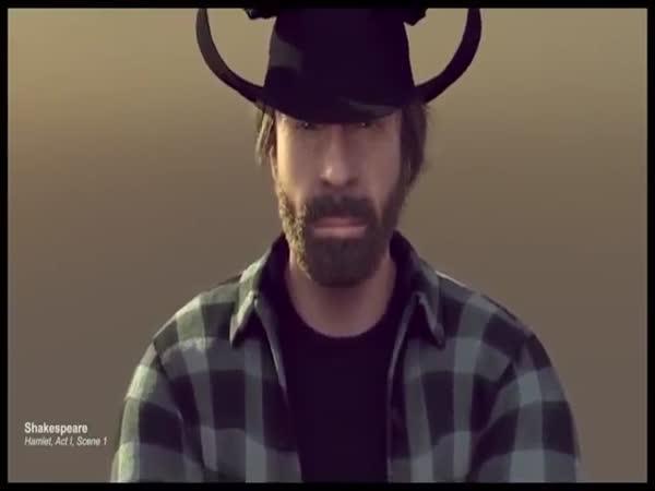 Chuck Norris - Merry Christmas
