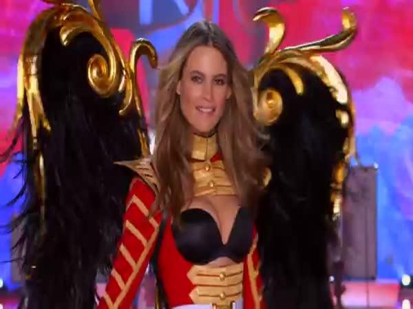 Fashion show od Victoria's Secret