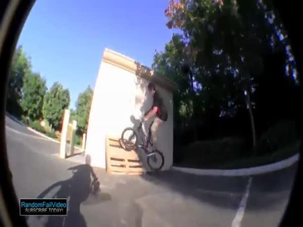 Největší blbci - cyklisti a bikeři #4