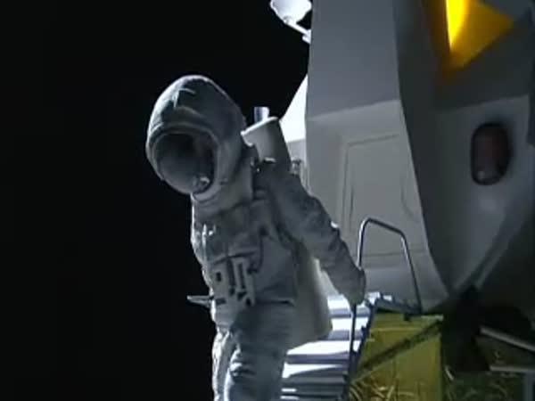 Zapomenuté klíče na Měsíci