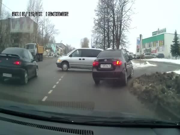 Jak se jezdí v Rusku #10