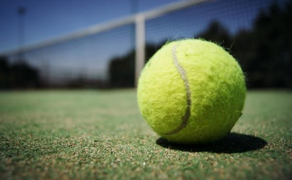 Australian Open - trefa do hlavy