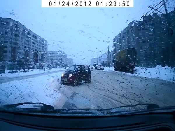 Blbci za volantem - nehody 45.díl